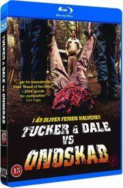 tucker og dale vs. ondskab - Blu-Ray