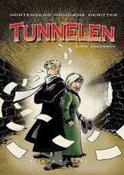 tunnelen - bog
