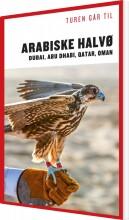 turen går til arabiske halvø - bog