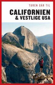 turen går til californien & det vestlige usa - bog