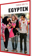 turen går til egypten - bog