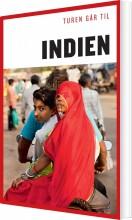 turen går til indien - bog