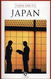 turen går til japan - bog