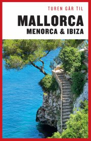turen går til mallorca, menorca & ibiza - bog