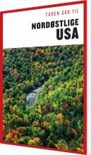 turen går til nordøstlige usa - bog