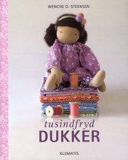 tusindfryd dukker - bog