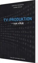 tv-produktion - bog