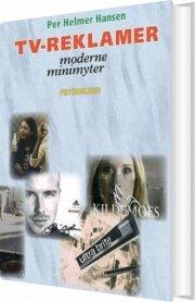 tv-reklamer - moderne minimyter - bog