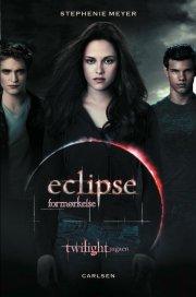 twilight 3 - eclipse - formørkelse  - filmomslag