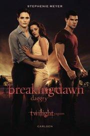 twilight 4 - breaking dawn - daggry  - filmomslag