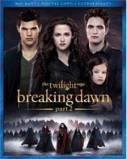 twilight - breaking dawn - del 2 - Blu-Ray