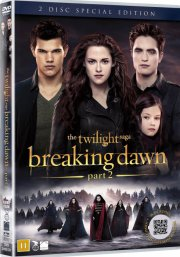 twilight - breaking dawn - del 2 - DVD