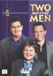 two and a half men - sæson 4 - DVD