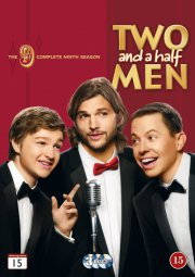 two and a half men - sæson 9 - DVD