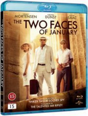 two faces of january - Blu-Ray