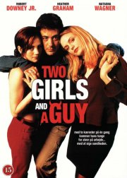 two girls and a guy - DVD