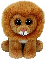 ty - beanie boo bamse - louie løve - Bamser