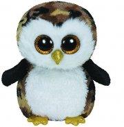 ty - plysdyr - owliver ugle - 33 cm  - Bamser