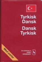tyrkisk-dansk/dansk-tyrkisk ordbog - bog