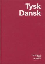 tysk-dansk ordbog - bog