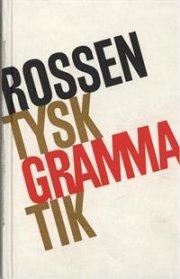 tysk grammatik - bog