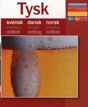 tysk - svensk, dansk, norsk - bog
