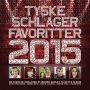 tyske schlager favoritter 2015 - cd