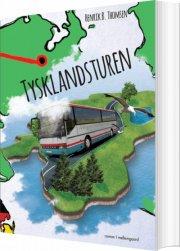 tysklandsturen - bog