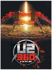 u2 - 360° at the rose bowl - Blu-Ray