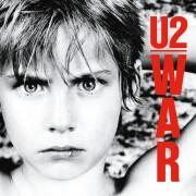 u2 - war - remastered - cd