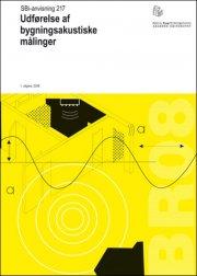 udførelse af bygningsakustiske målinger - bog