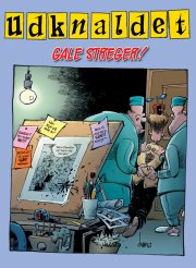 udknaldet 3: gale streger - bog