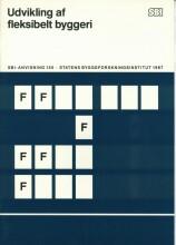 udvikling af fleksibelt byggeri - bog