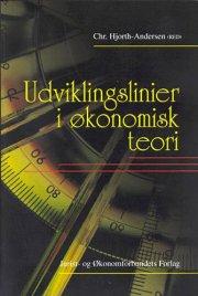 udviklingslinier i økonomisk teori - bog
