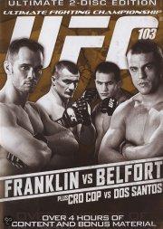 ufc 103 - franklin vs. belfort - DVD
