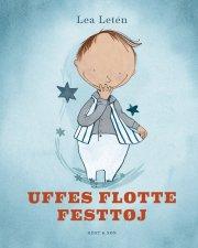 uffes flotte festtøj - bog