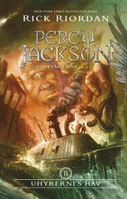 percy jackson 2 - uhyrernes hav - bog