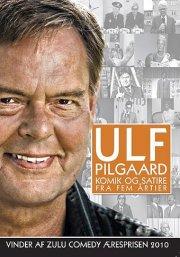 ulf pilgaard - det bedste komik og satire fra fem årtier - DVD