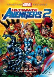 ultimate avengers 2 - rise of the panther - DVD