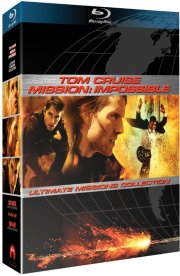 ultimate mission impossible trilogy - Blu-Ray