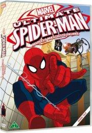 ultimate spider-man 2: marvels mægtigste skurke - DVD