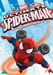 ultimate spider-man 4: ultimate tech - DVD