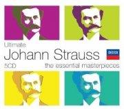 johann strauss - ultimate strauss family [box-set] - cd