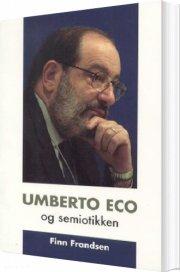umberto eco og semiotikken - bog