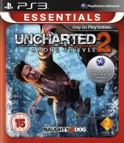 uncharted 2: among thieves - essentials - PS3