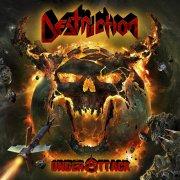 destruction - under attack digipack - cd
