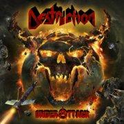 destruction - under attack - Vinyl / LP