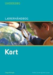 undersøg kort - lærerhåndbog - bog