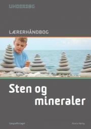 undersøg sten og mineraler - lærerhåndbog - bog