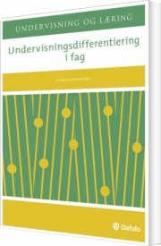 undervisningsdifferentiering i fag - bog